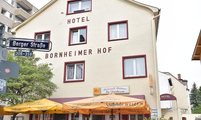 Bornheimer Hof Hotel Frankfurt Am Main